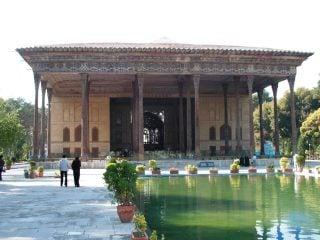 Chehel Setoun Palace, Isfahan, Iran