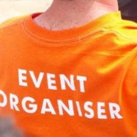 Derek Cheshire info for event organisers